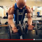 Film z przygotowań Dominika Hałasa do Mistrzostw Polski 2012