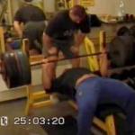 Wyciskanie 230kg
