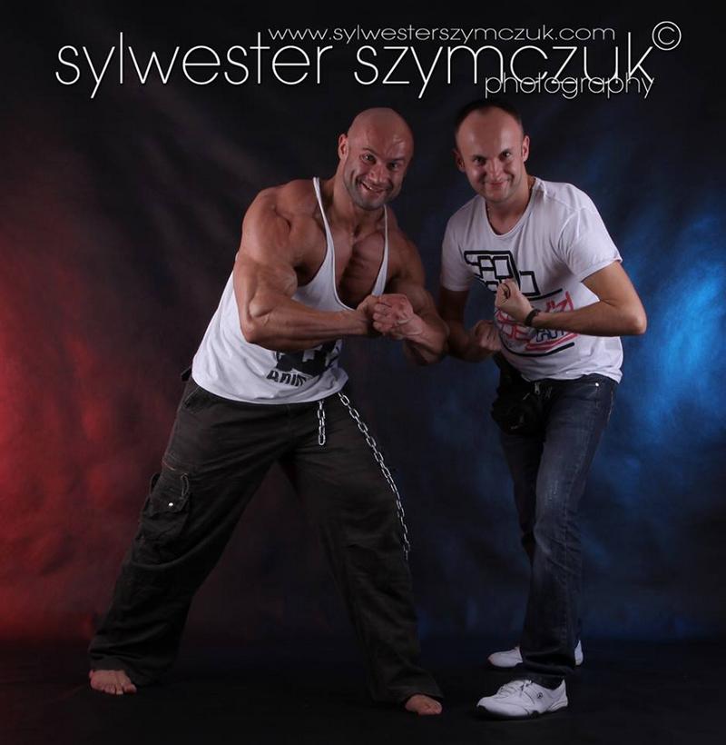 Sesja zdjęciowa 2013 u Sylwestra Szymczuka